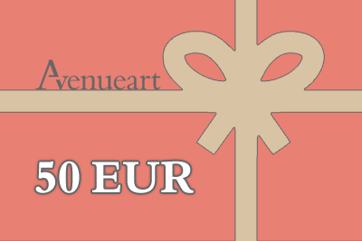 Dovanu kuponas 50 EUR | AVENUEART.LT