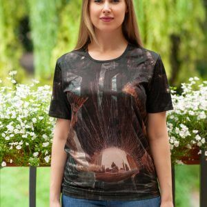 "Unisex T-shirt - ""FAIRY TALE OF KINGS"" 