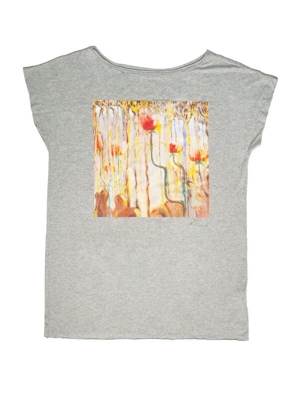 "Women's T-shirt - ""CREATION OF THE WORLD"" 