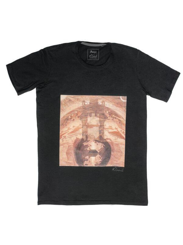 "Marškinėliai - ""REX""   Avenueart.lt"